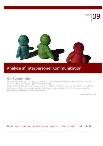 verbal og nonverbal kommunikation procent