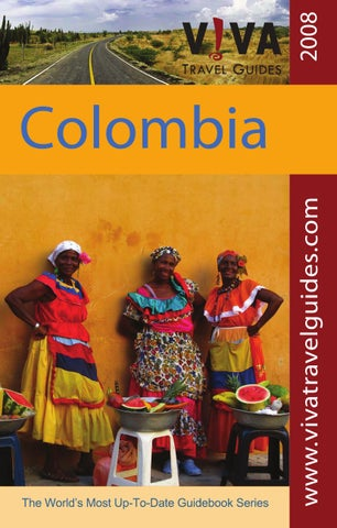 Vva travel guides colombia the caribbean coast by viva publishing page 1 fandeluxe Image collections