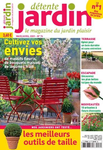 page 1 - Detente Jardin