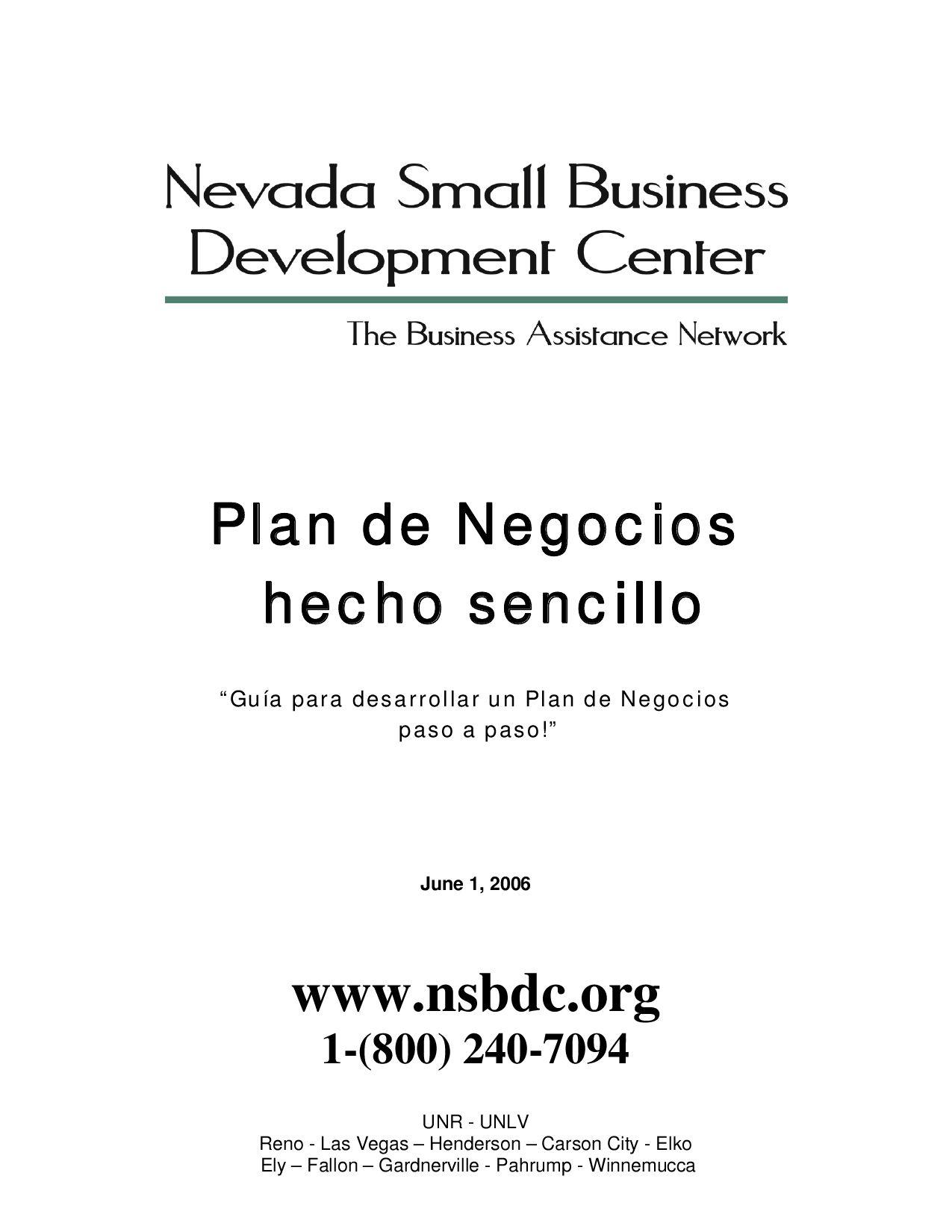 Plan de Negocios hecho sencillo - Guía Paso a Paso by ROGER IVAN ...