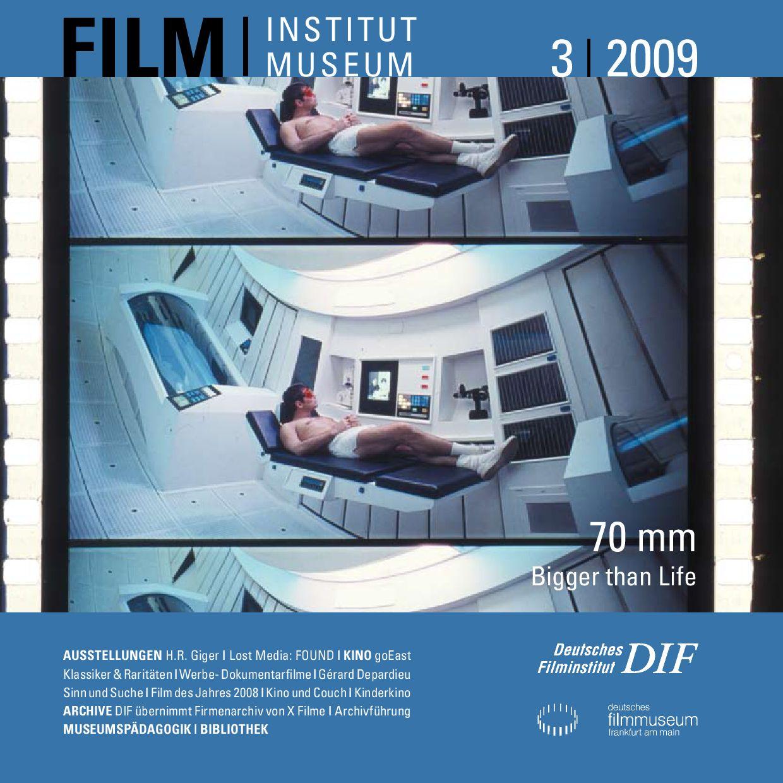 Programmheft Deutsches Filmmuseum by Deutsches Filminstitut - issuu