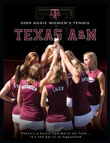 2009 Women's Tennis Media Guide by Jonathan Lee - issuu