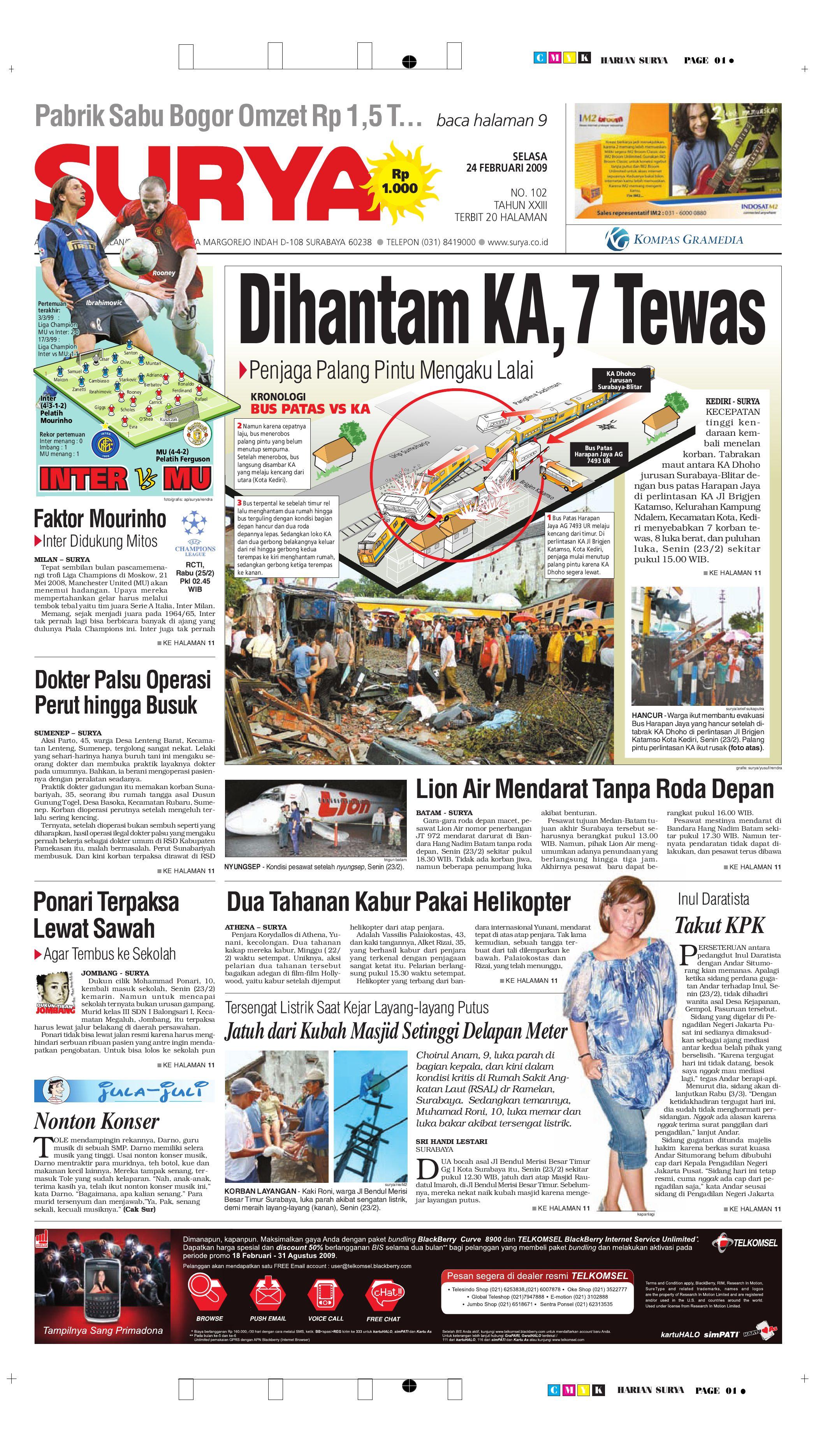 surya edisi cetak 15 desember 2010 by harian surya issuu