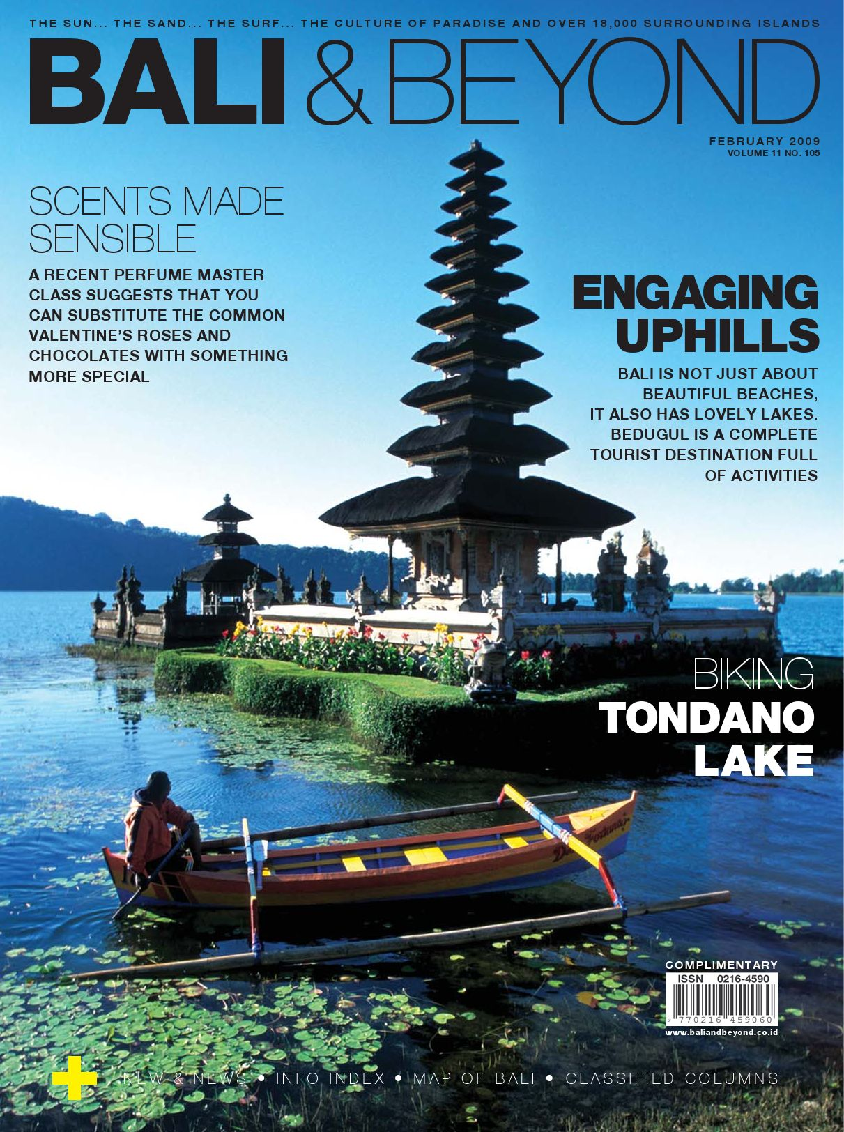 Bb Mag Feb 2009 Edition By Bali Beyond Magazine Issuu Voucher Trip Menjangan Barat