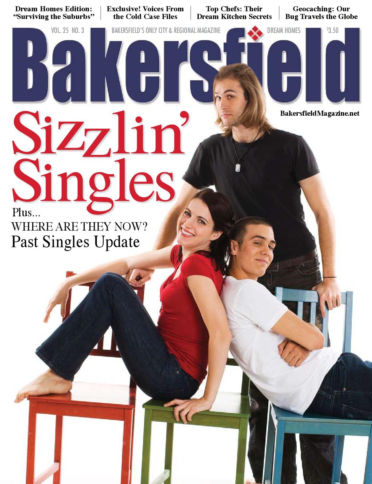 Bakersfield Magazine • 25-3 issue • Sizzlin Singles by Bakersfield ...