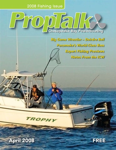 PropTalk April 08 Issue by SpinSheet Publishing Company - issuu