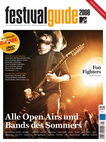 Festivalguide Magazin 2008 By Intro Verlag   Issuu
