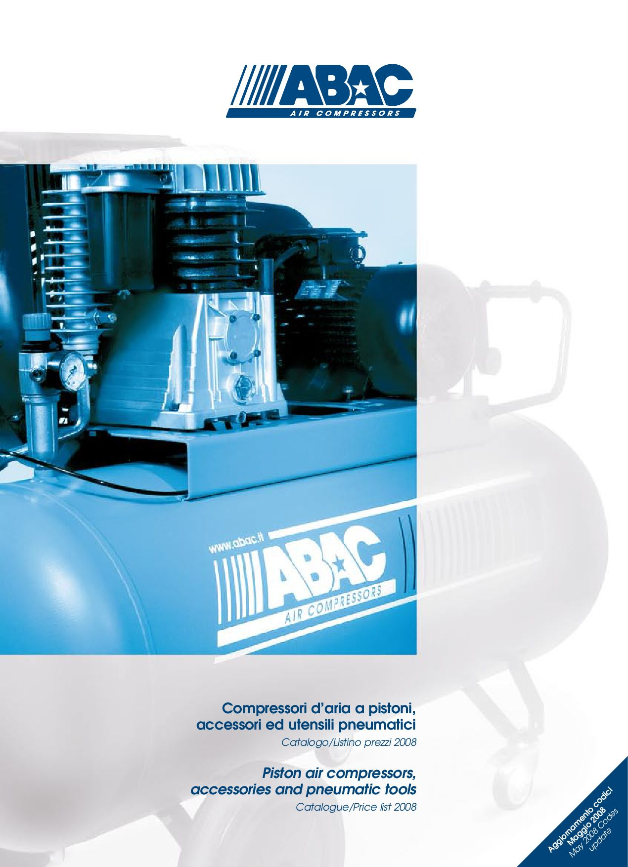 8d15853edd Catalogo Abac Compressori by Alchimedia srl - issuu