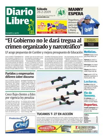 diariolibre2365 by Grupo Diario Libre, S. A. - issuu