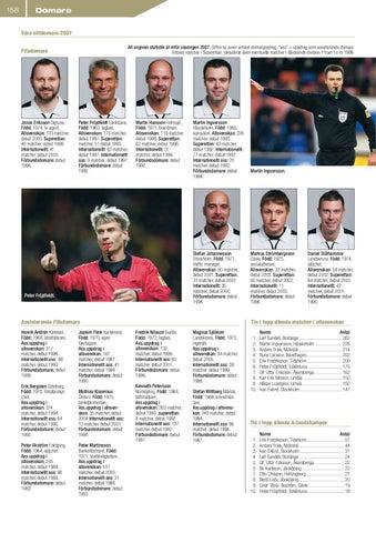 Svensk Fotboll Guide 2007 by Joachim Lindgren - issuu 0be7b884820f6