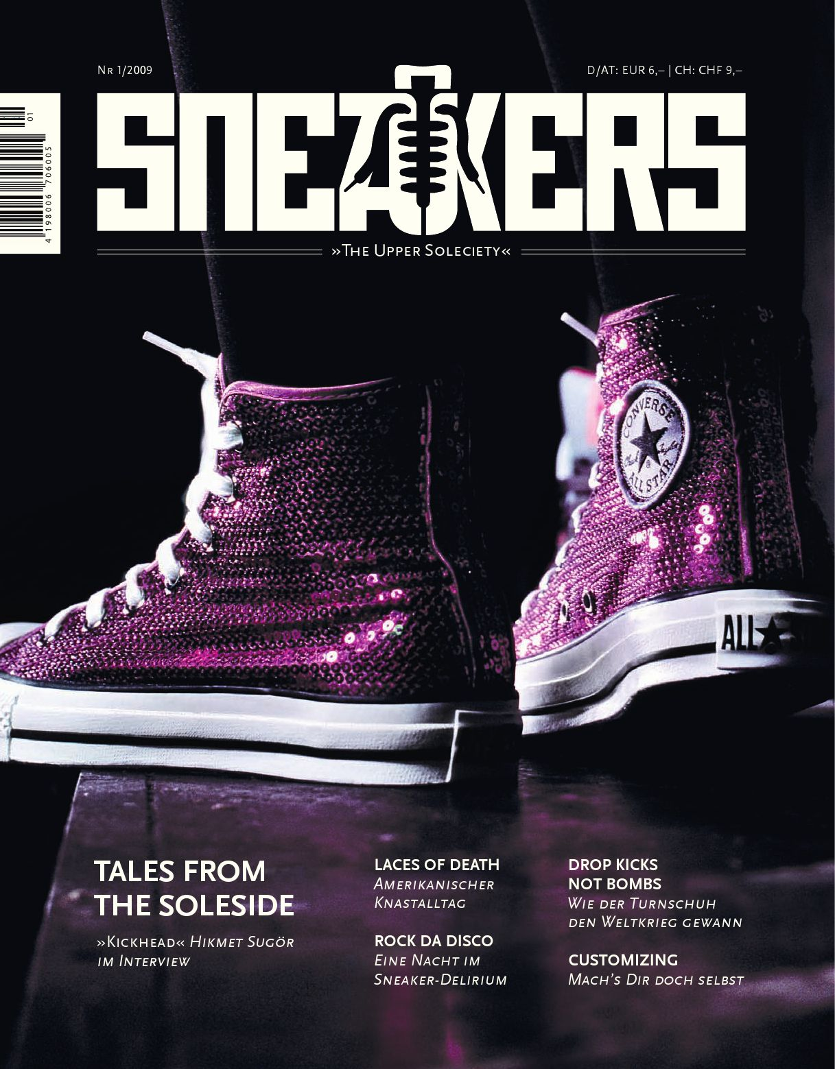 SNEAKERS 012009 by Monday Publishing GmbH issuu