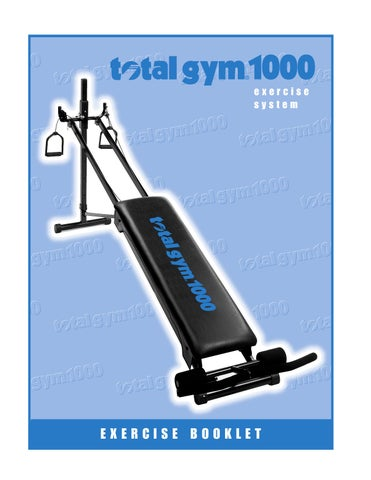 Total gym exercise manual booklet in pdf download no waiting for.