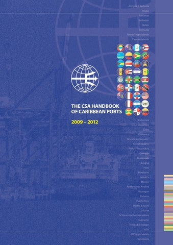 The CSA Handbook of Caribbean Ports by Land & Marine