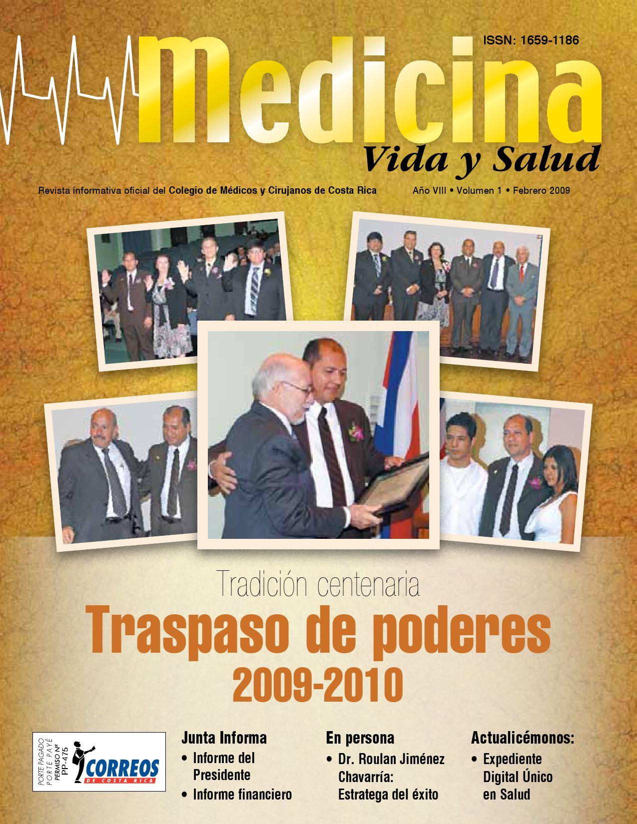 Revista Medicina Vida y Salud by Colegio de Medicos - issuu