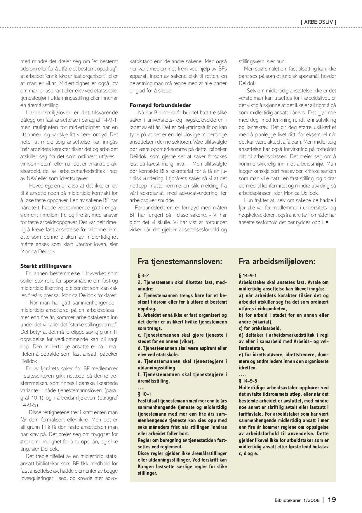 arbeidsmiljøloven 14-9
