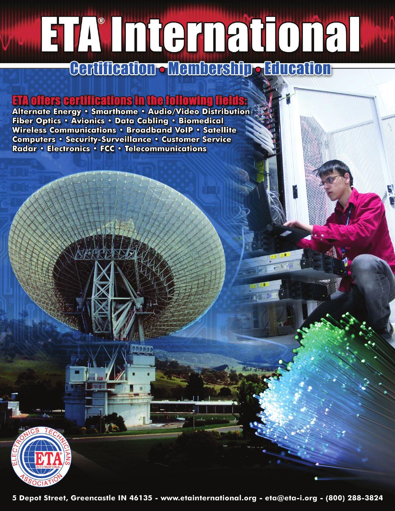 ETA Certification Book by Scott Bachrach - issuu
