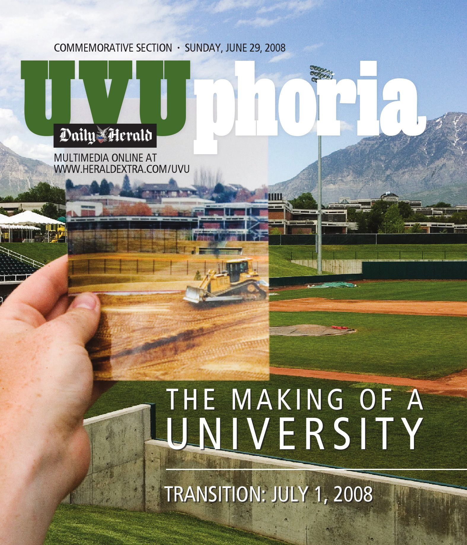 UVUphoria by Daily Herald issuu
