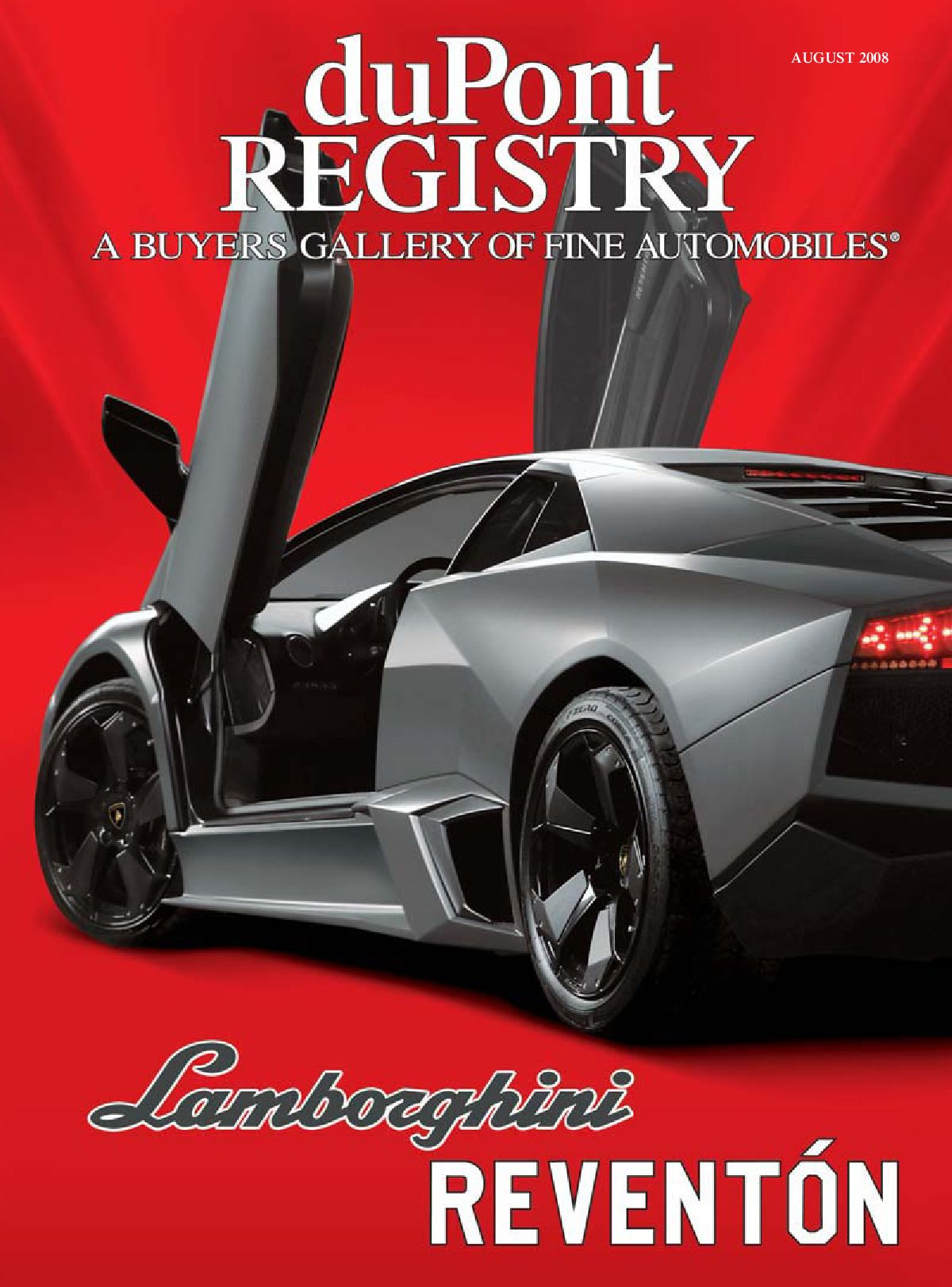 duPontREGISTRY Autos August 2008 by duPont REGISTRY issuu