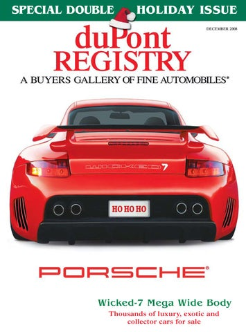 fe650177 duPontREGISTRY Autos December 2008 by duPont REGISTRY - issuu