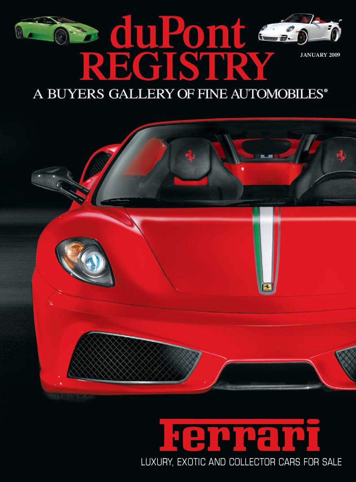 duPontREGISTRY Autos January 2009 by duPont REGISTRY issuu