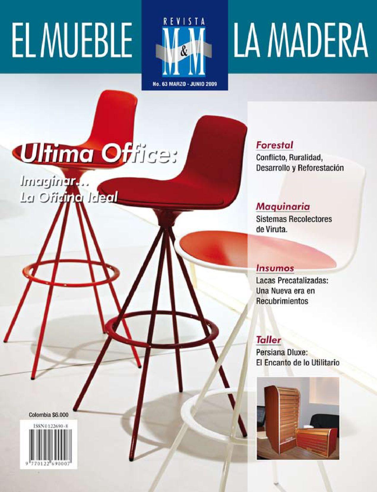 Revista m m no 63 by arbol de tinta issuu for Muebles gomez y sierra