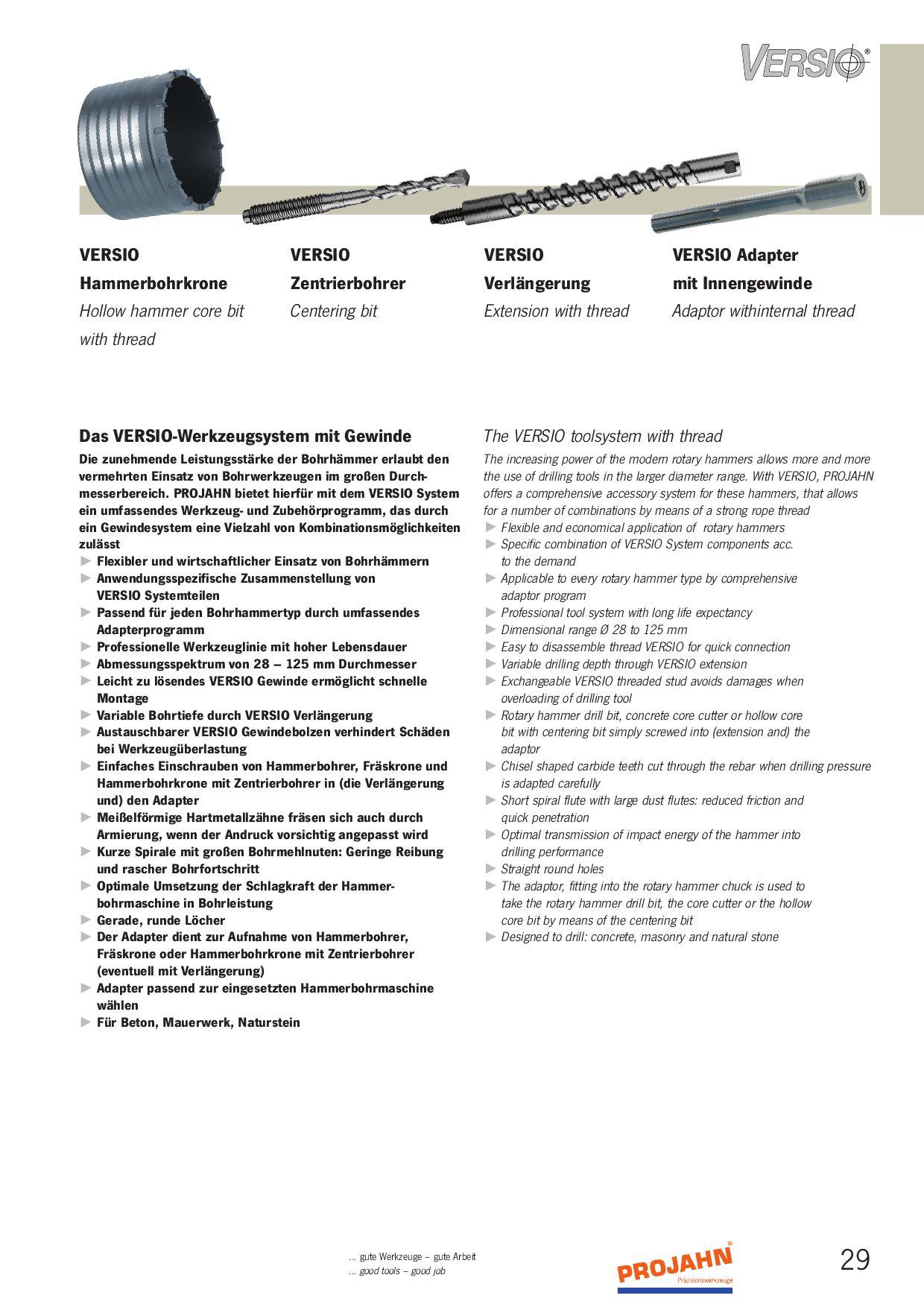 15,0 x 210 mm Metabo SDS-plus Pro 4 Premium-Hammerbohrer