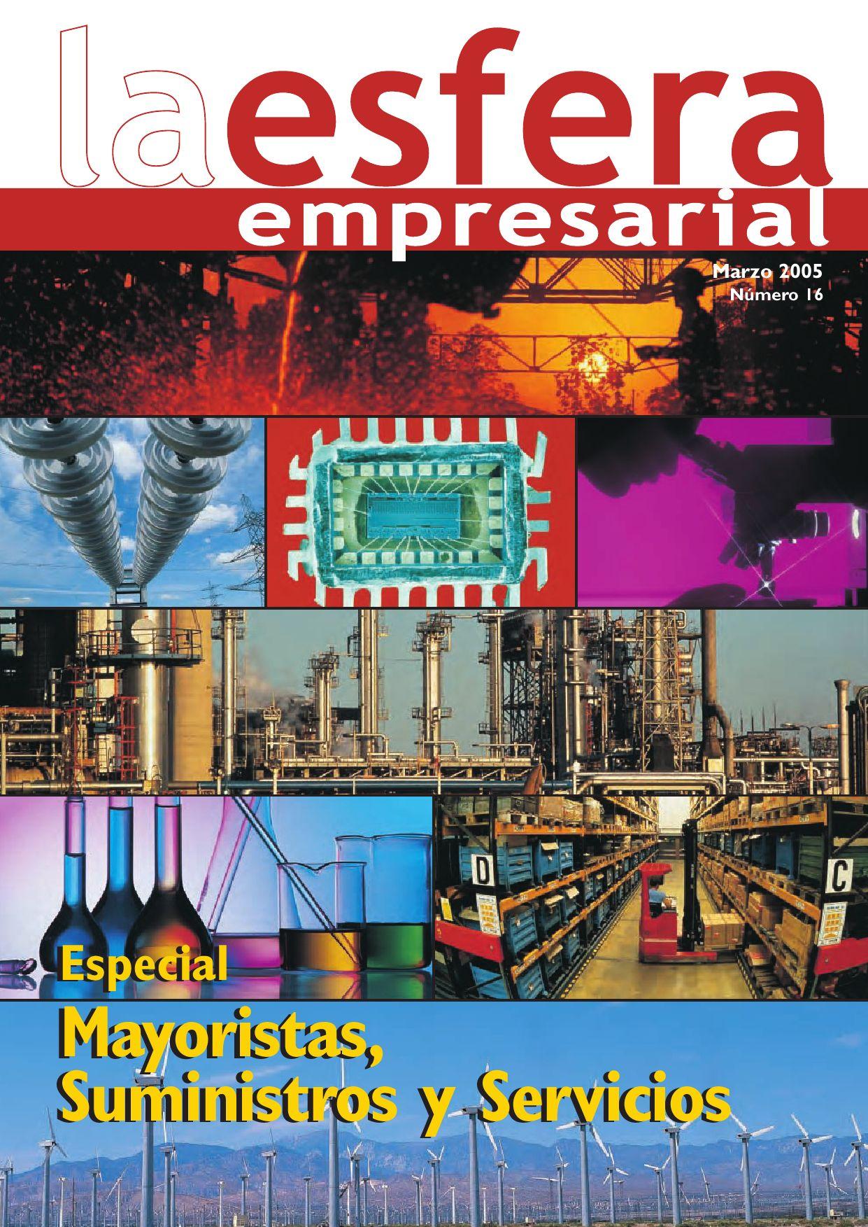 La Esfera Empresarial - nº 16 by La Esfera Empresarial - issuu