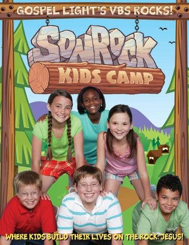 SonRock Kids Camp VBS 2009 Catalog By Danny B   Issuu