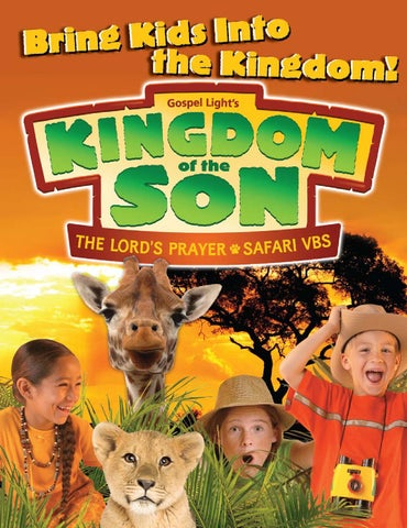 kingdom rock vbs pray about everything chords