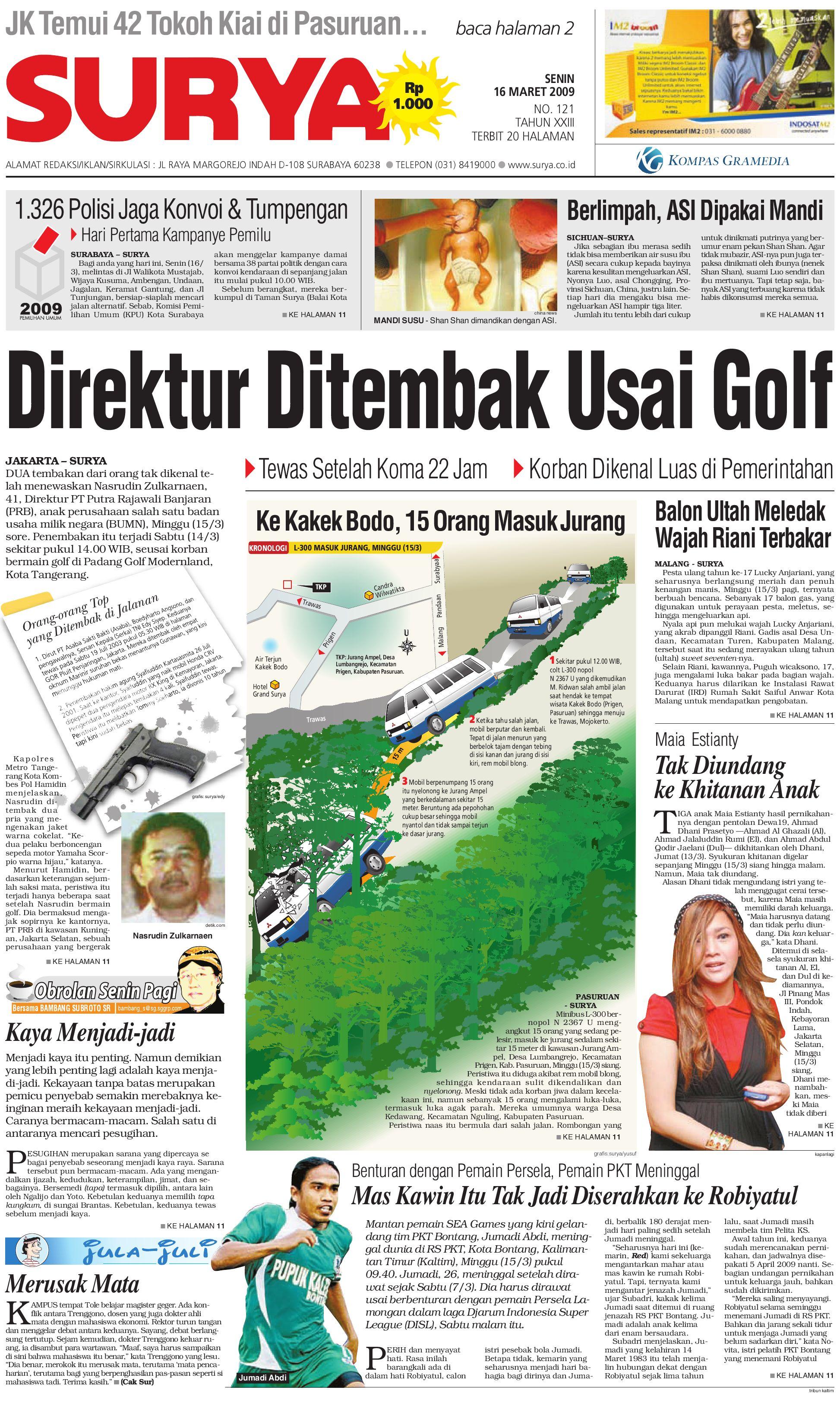 surya edisi cetak 11 desember 2010 by harian surya issuu