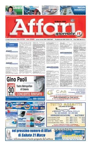 low priced 26c06 175de Giornale Affari Mercoledi 18 Marzo 2009 by Editoriale Affari Srl - issuu