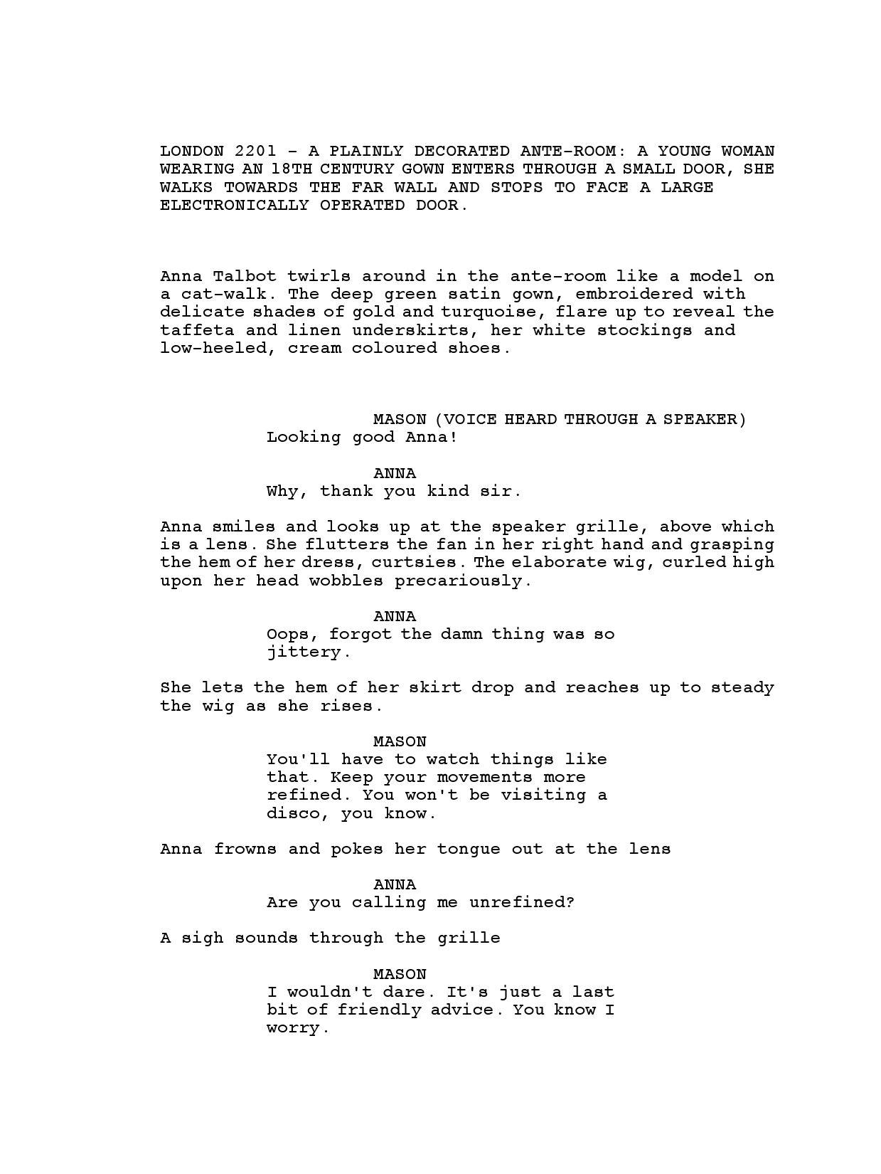 Meeting Amadeus (Script Version) by Robert Lock - issuu