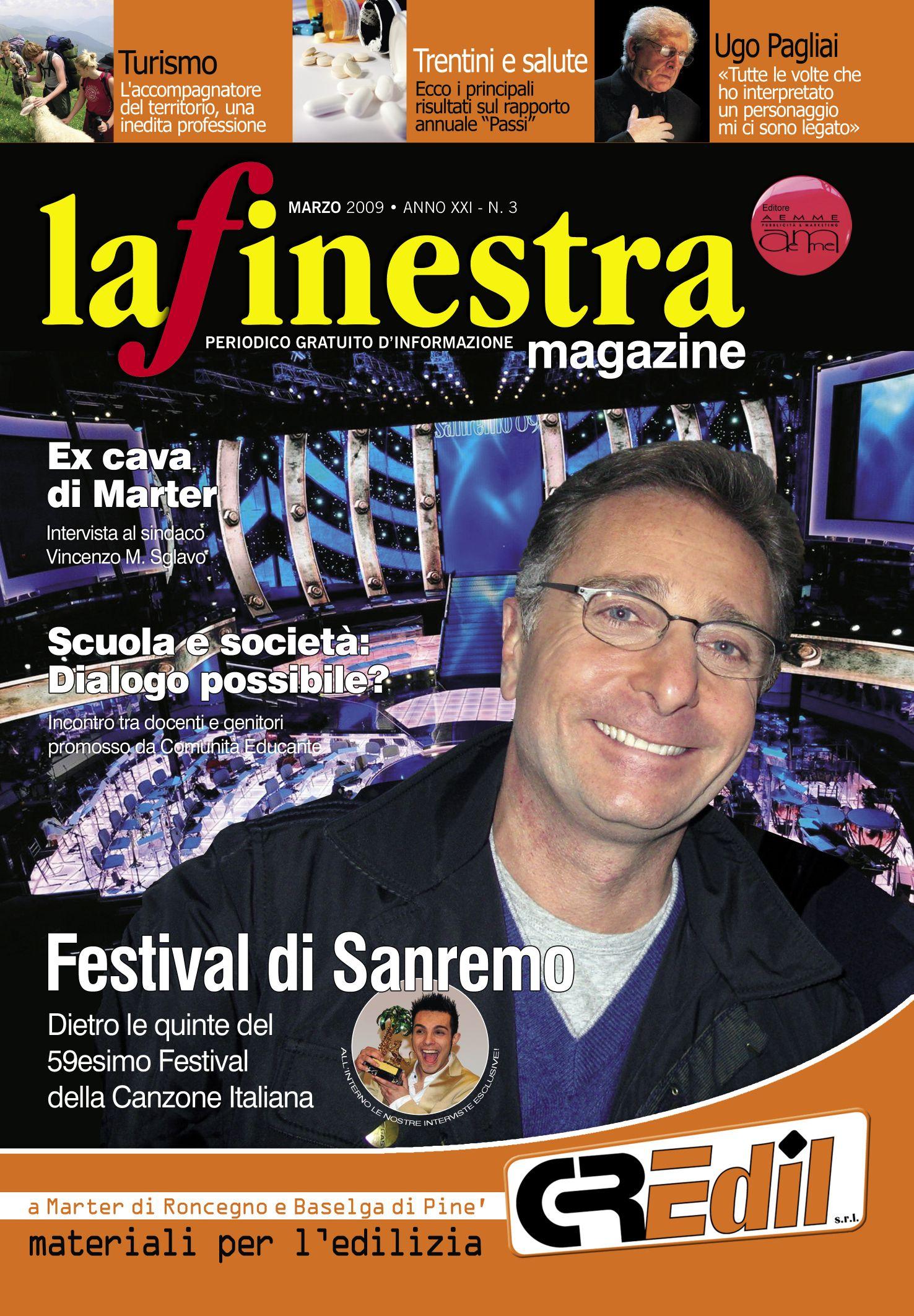 ad59454e7169 La Finestra marzo 2009 by a a - issuu
