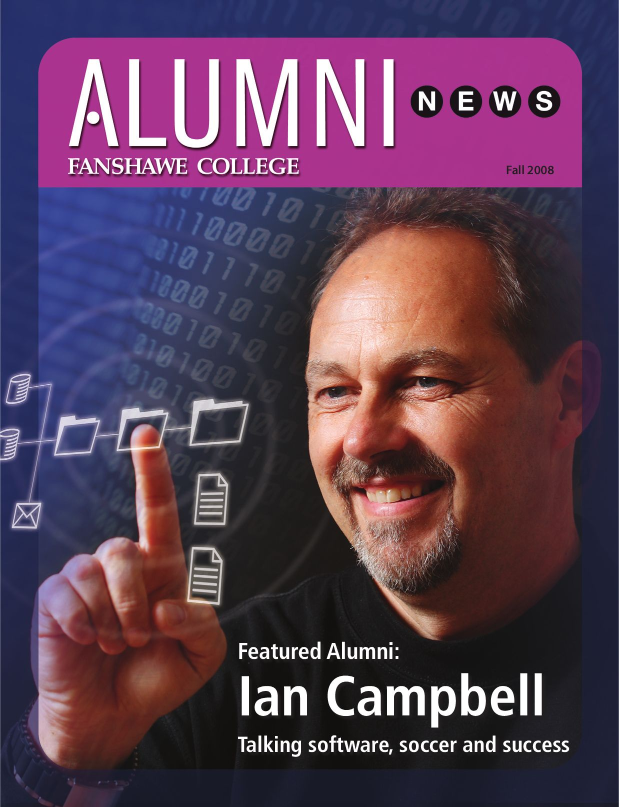 Fanshawe College Alumni News Fall 2008 By Fanshawe Alumni And Advancement Issuu