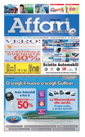 Giornale Affari Sabato 14 Marzo 2009 by Editoriale Affari Srl - issuu f5b6d1650bd8