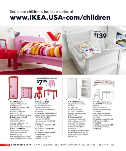 See More Childrens Furniture Series At