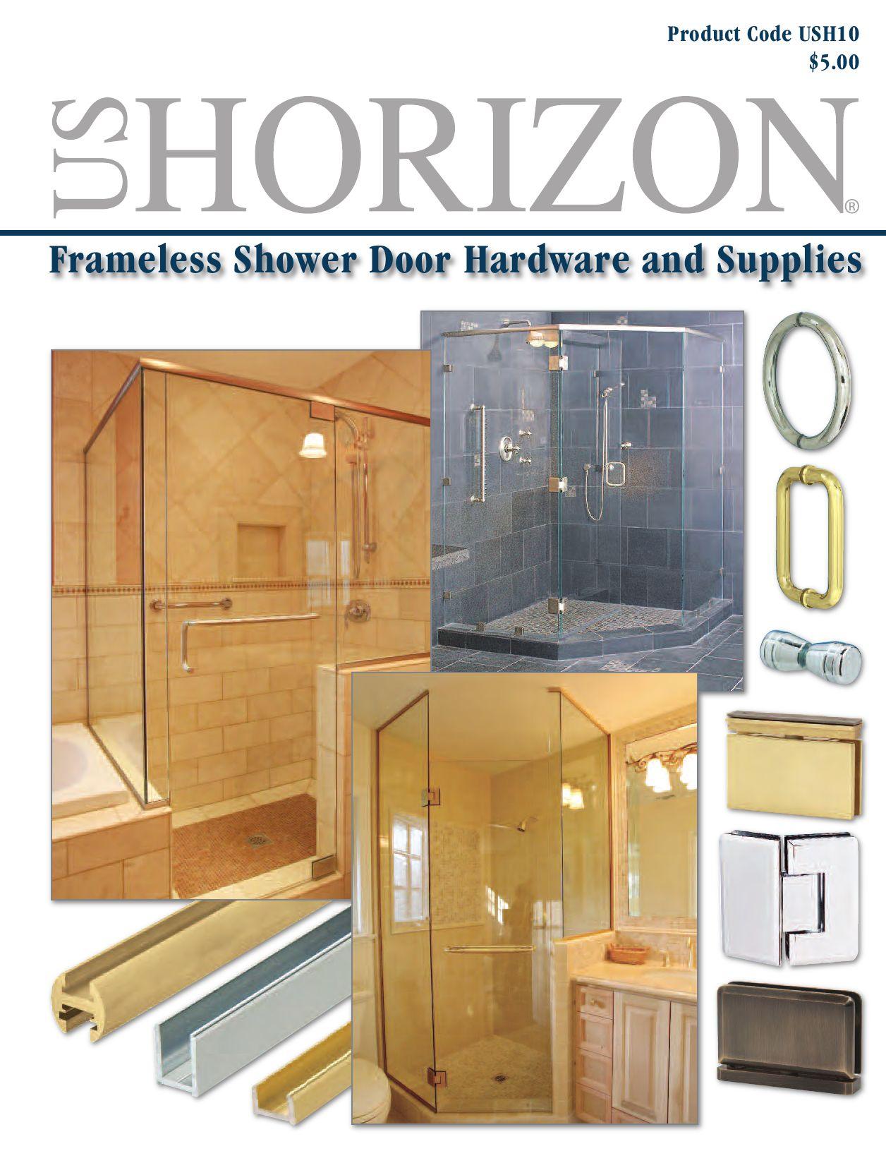 Locks Mini Hinge for 1//4 Glass Shower Doors in Polished Chrome Finish Durable Commercial /& Residential Door Hardware Door Handles
