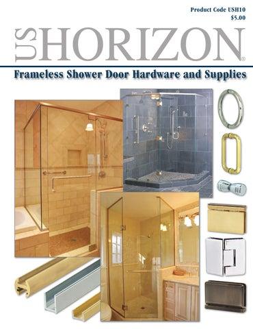 Us Horizons Shower Door Catalog By Mike Schenck Issuu