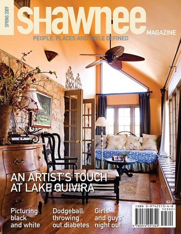 Shawnee Magazine Spring 09 by Sunflower Publishing - issuu 415817c9b87