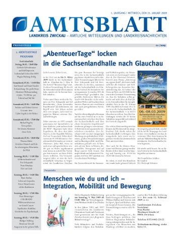 Amtsblatt Landkreis Zwickau by Page Pro Media GmbH - issuu