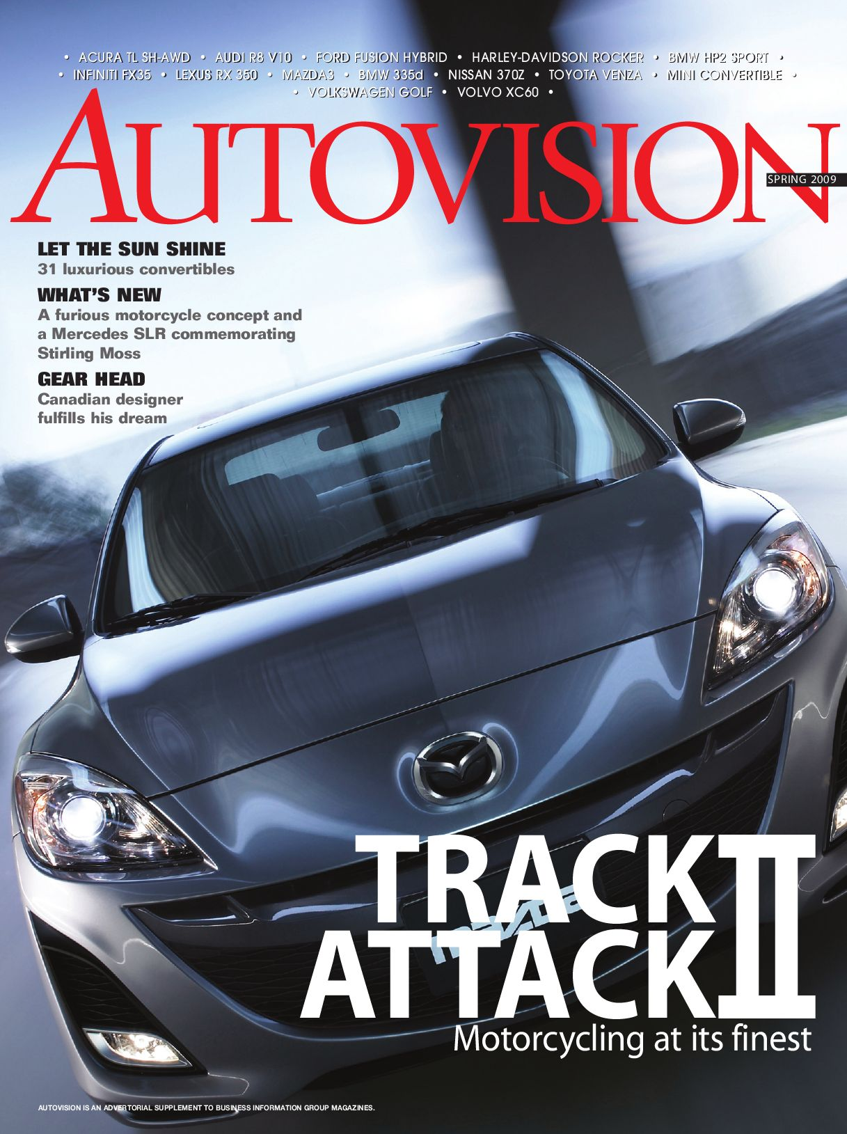 Autovision Spring Issue 2009 By Annex Business Media Issuu Super Beetle Macpherson Strut Front End Exploded Diagram Posted Sun