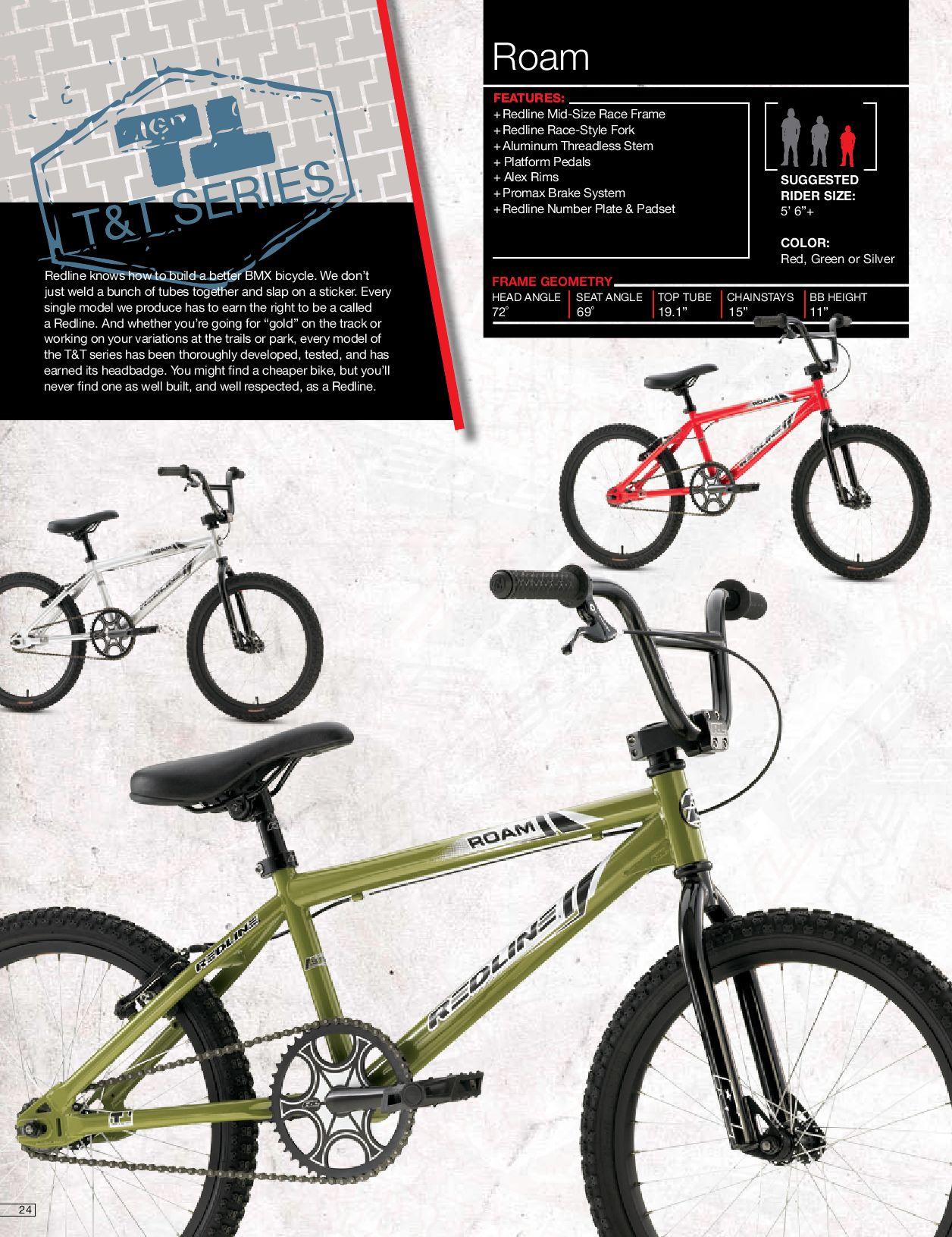 2008 Redline Bmx Catalog By Redline Bicycles Issuu