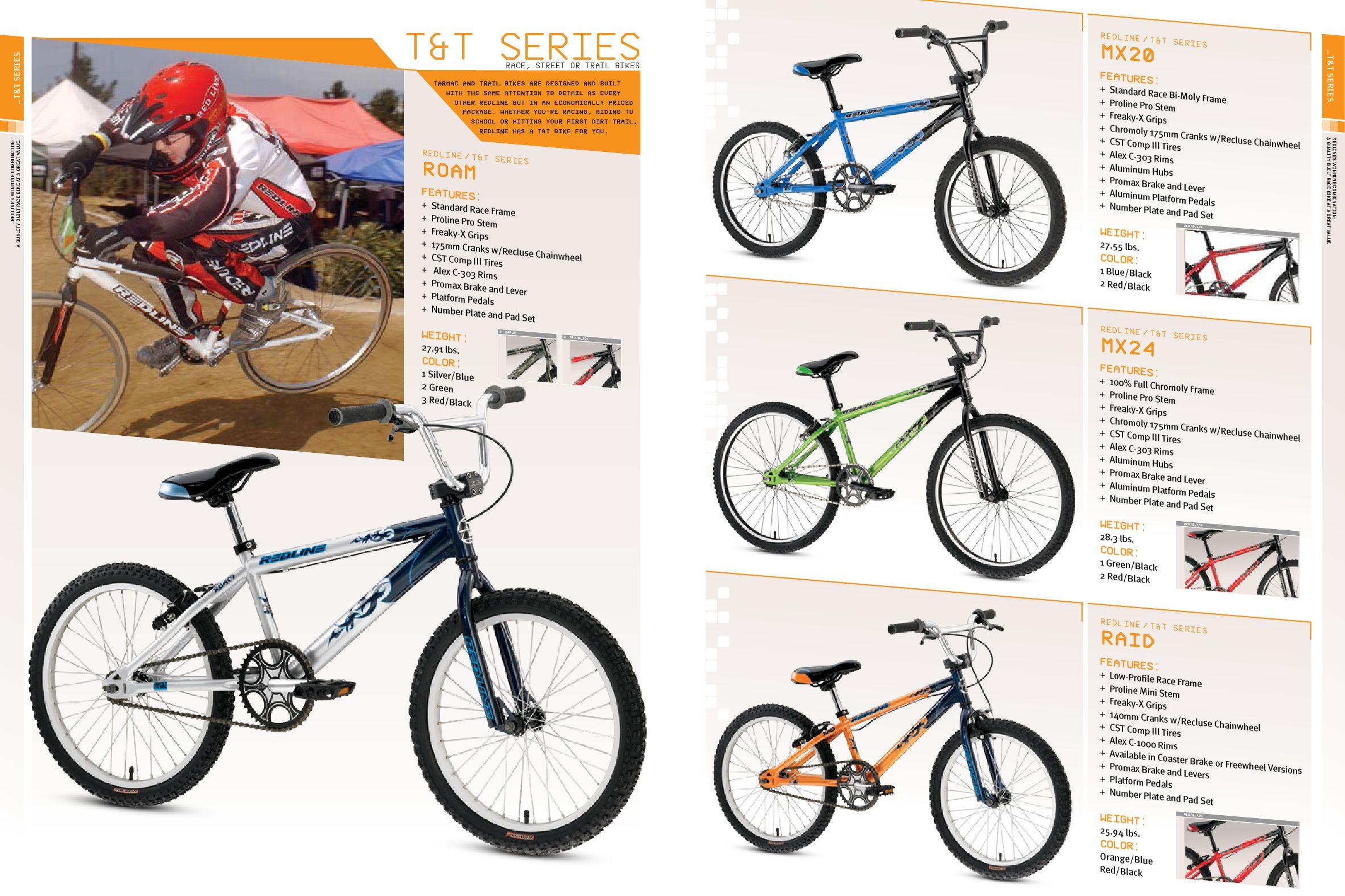 2006 Redline BMX Racing Catalog by Redline Bicycles - issuu