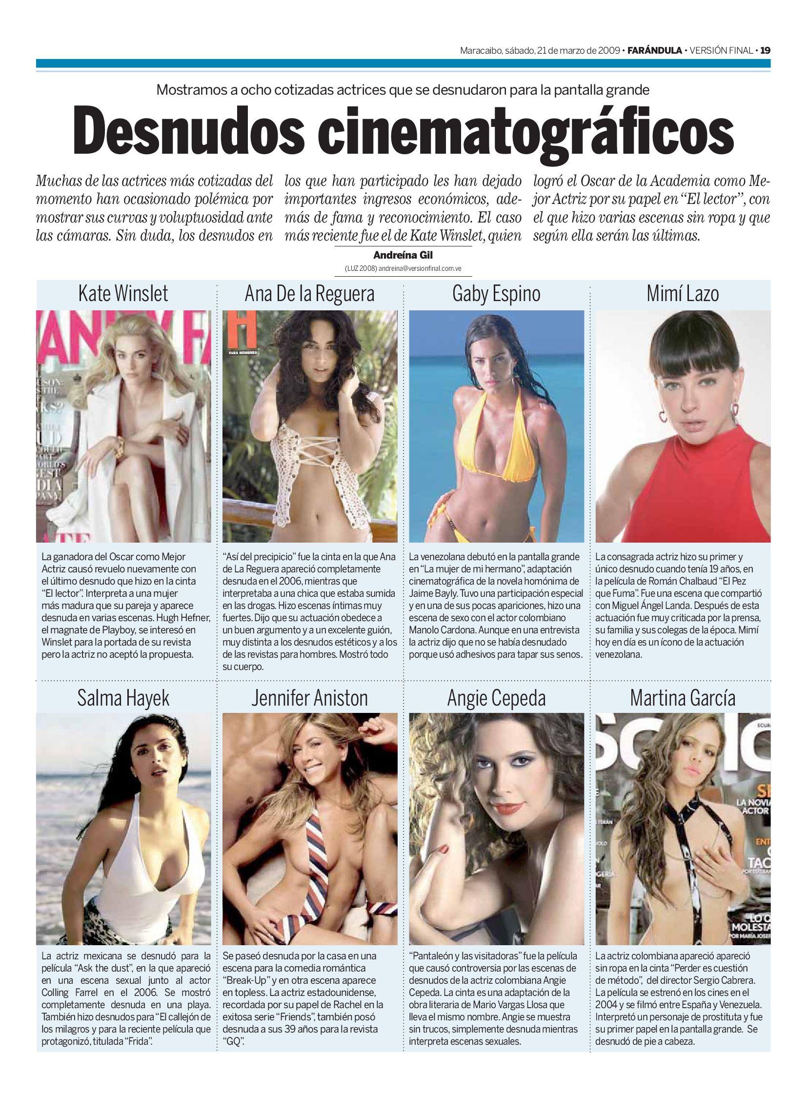 Angie Cepeda Desnuda diario versión finaldiario versión final - issuu