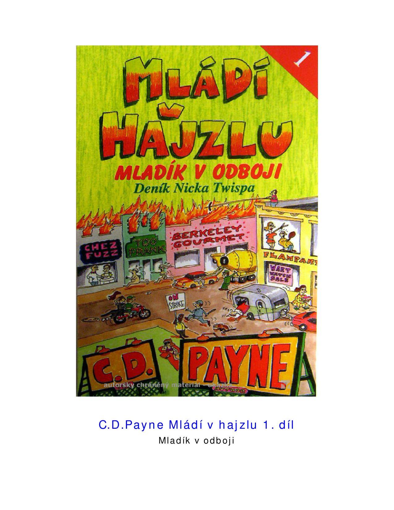 Mládí v hajzlu by Call Brak - issuu eeec4100f5
