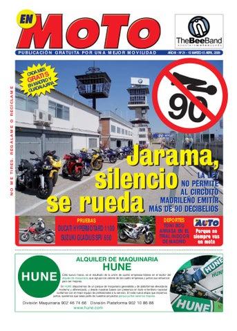 99dad186fcc En Moto nº 21 by En Moto Tu revista gratuita de motociclismo - issuu