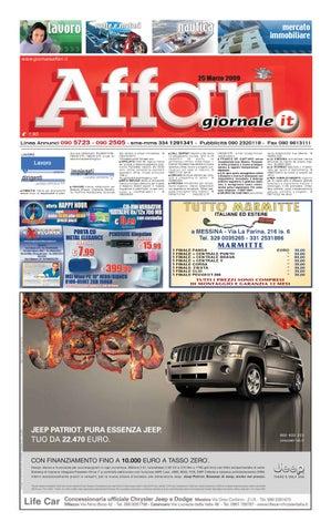 Giornale Affari Mercoledi 25 Marzo 2009 45b2b60acab