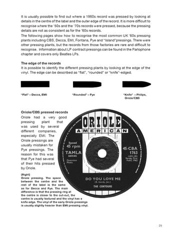Labelography - The Major UK Record Labels by Premium