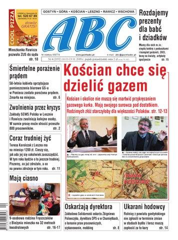Gazeta ABC 16 stycznia 2009 by Sekretarz redakcji - issuu 72432103e2