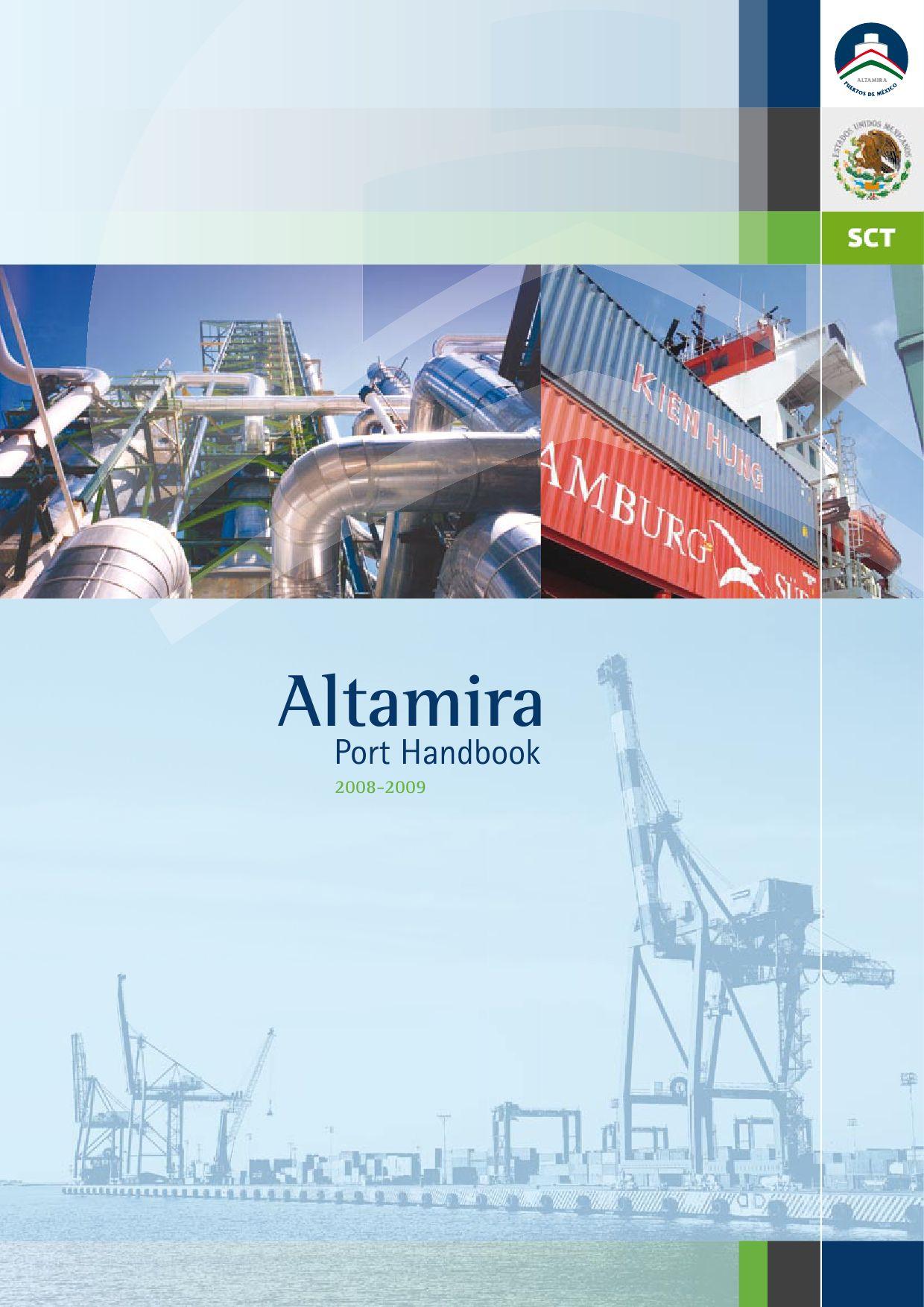 altamira port handbook 2008